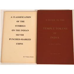 India Token Reference Books  (118968)