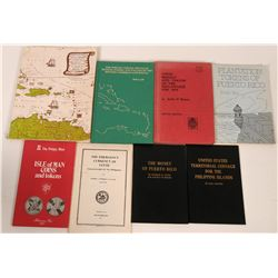 Island Nations' Tokens Reference Books  (118970)