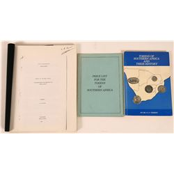 South African Token Reference Books  (118967)