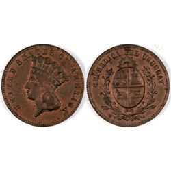 Uruguay Counter  (121782)