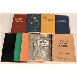 Central States Token Reference Book Library  (118965)