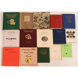 Collection of Token Reference Books  (118951)