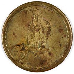 Eagle on Cannon token  (121792)