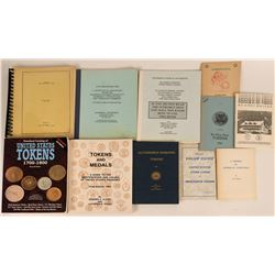 General U.S. Token Reference Books  (118950)
