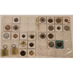 Liquor and Saloon Related Tokens  (123010)