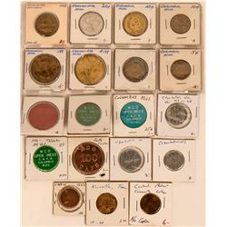 Mid Eastern States Tokens  (122560)