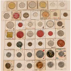 New England Tokens and Medals  (122690)