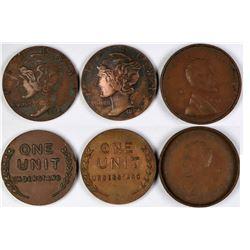 One Unit Coins  (121796)