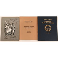 Prison Money Reference Books  (118928)