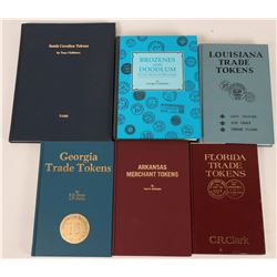 Southeast States Token Reference Books  (118939)