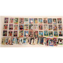 Indians Baseball Card Key Man Collection  (109385)