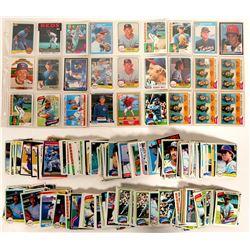 Rangers Key Man Baseball Card Collection  (109388)