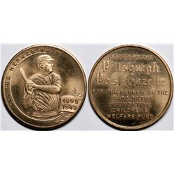 Babe Ruth Medal  (121414)