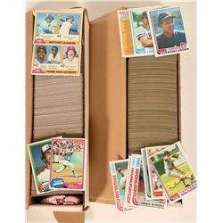 Topps 1981, 1982 Baseball Card sets  (110564)