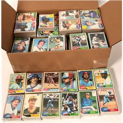 Topps Baseball Cards from 1981  (109888)