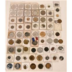 Sports & Athlete Souvenir Medals  (121763)