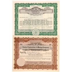 Alaska Exploration and MC Stocks (2)  (108197)