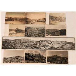 Clifton & Morenci Postcards (10)  (118529)