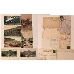 Jerome Postcards (7)  (118507)