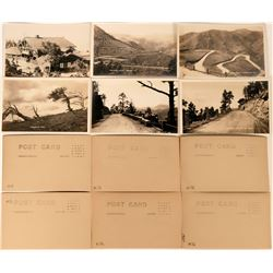 Lookout Mountains Preserves Scenic Vistas Postcards (6)  (118509)
