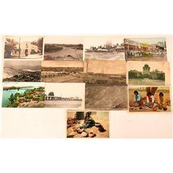 Miscellaneous Arizona Postcards (14)  (118530)