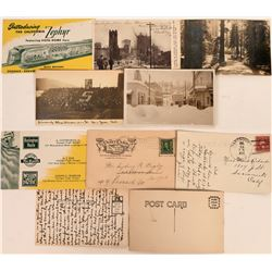 Vintage California Postcards -RPC's Plus  (120670)