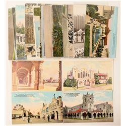 San Diego/Pan-Cal Expo Postcards  (103344)
