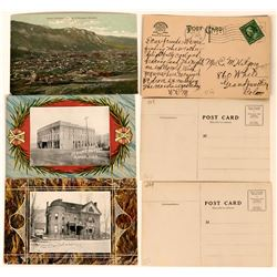 Aspen Postcards (3)  (118418)