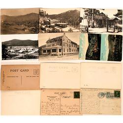 Boulder Area Postcard Group (6)  (118394)