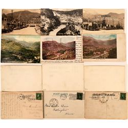 Manitou Springs, Colorado Postcard Group (6)  (118411)