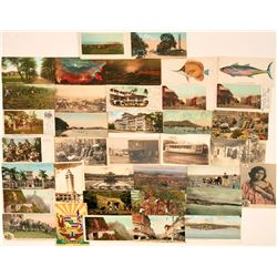 Hawaii Postcards (37)  (118479)