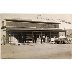 Carrizozo, New Mexico Postcard (1)  (118470)