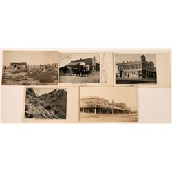 Deming Postcards (5)  (118472)