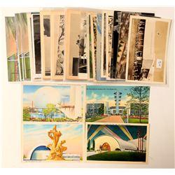 NY Expo of 1939 Postcards  (103336)