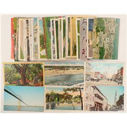South Carolina Postcards  (102712)