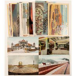 Salt Lake, UT Postcards  (102397)