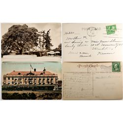Washington State Postcards (2)  (118460)