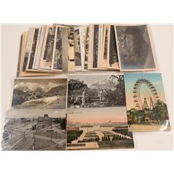 Austria Postcards  (105227)