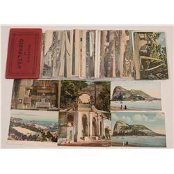 Gibraltar Postcards  (105142)