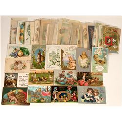 Easter Postcards (80)  (118547)