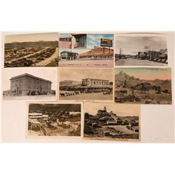 Kingman and Oatman, Arizona Postcards (8)  (118506)