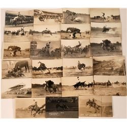 Montana Cowboys Postcards (22)  (118461)