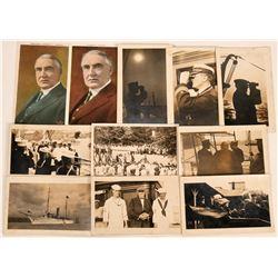 President Harding RPC's  (120660)