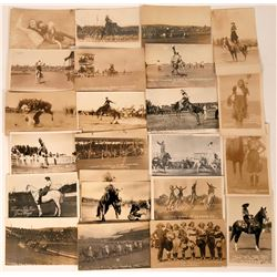 Women Cowboys Postcards Grouping (23)  (118450)