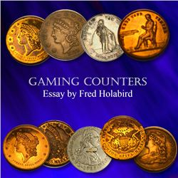 Gaming Counters Essay by Fred Holabird