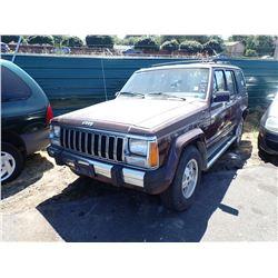 1987 Jeep Cherokee