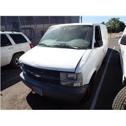 2000 Chevrolet Astro Van