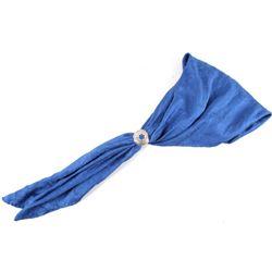 Navajo Handkerchief Sterling Silver Concho Slide
