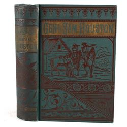 The Life of General Houston First Edition 1867
