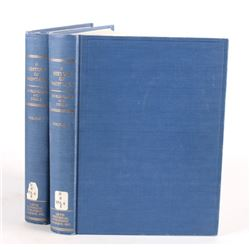 A History of Montana Vol. 1 & 2 1957